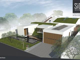 Borneo House: Rumah oleh sigit.kusumawijaya | architect & urbandesigner, Minimalis