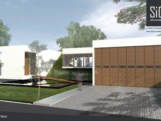 Borneo House: Rumah tinggal  oleh sigit.kusumawijaya | architect & urbandesigner, Minimalis