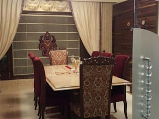 Interiors Modern dining room by Raheja Creations Modern