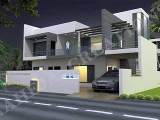 Raheja Creations Modern houses
