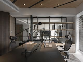 Study/office by Fertility Design 豐聚空間設計