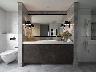 Bathroom by Fertility Design 豐聚空間設計,
