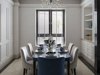 CORNER HOUSE:  餐廳 by Fertility Design 豐聚空間設計