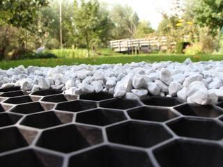 Jardines de estilo moderno de Amagard.com - Gartenmaterialien Moderno