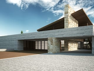 Country house by EsboçoSigma, Lda