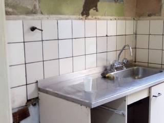 OOST / Sabrina Gillio Built-in kitchens