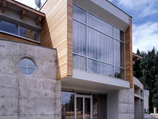 Огромные окна: Загородные дома в . Автор – Роман Леонидов - Архитектурное бюро