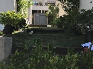 ATELIER3 Mediterranean style garden