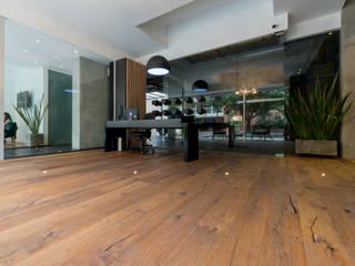 Pisos Millenium 商業空間 木頭 Brown