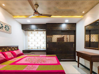 Project 1:  Bedroom by Rhythm  And Emphasis Design Studio