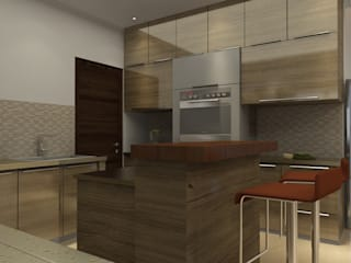 Project 10:  Kitchen by Rhythm  And Emphasis Design Studio