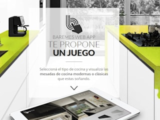 Mesadas Blancas Modernas y Funcionales - Mesadas de Cuarzo Blanco Europeo Technistone Crystal Nevada de Technistone Argentina Moderno