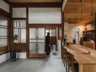 shimotoyama-house-renovation: ALTS DESIGN OFFICEが手掛けたキッチンです。