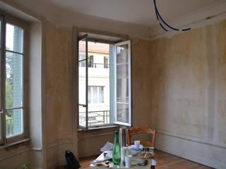 Rénovation intégrale appartement Lyon par Optiréno Classique