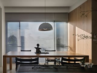 Dining room by Fertility Design 豐聚空間設計