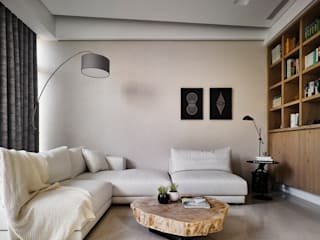 Fertility Design 豐聚空間設計 Modern living room