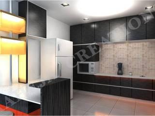 Cocinas modernas de Raheja Creations Moderno