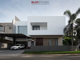 BlocStudio Single family home White