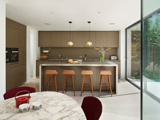 Design classic de Kitchen Architecture Moderno