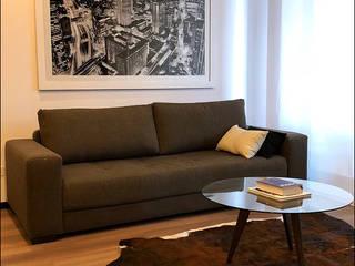 Fotografía artística de Bogotá para un apartamento de lujo.:  de estilo  por Fotografías Fine Art para espacios más bellos