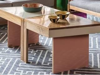 GEMELA COLOR MODELO B :  de estilo  por OCHOINFINITO Mobiliario - Interiorismo