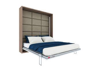 MEBLE DO MAŁYCH MIESZKAŃ W WIELKIM STYLU: styl , w kategorii  zaprojektowany przez Transforms Smart Beds