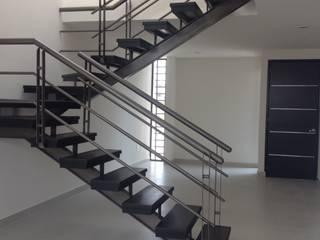 Casa Habitacion :  de estilo  por GA+ST CONSTRUCCIÓN PROYECTOS  E INGENIERÍA DE COSTOS