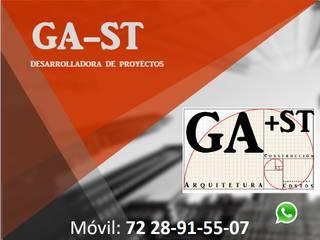 Nuestra Empresa:  de estilo  por GA+ST CONSTRUCCIÓN PROYECTOS  E INGENIERÍA DE COSTOS