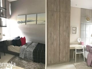 Camera da letto in stile  di yudith prawitasari - homify