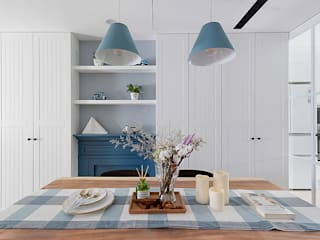 知域設計 Country style dining room