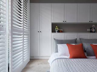 知域設計 Country style bedroom