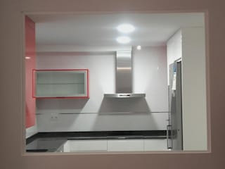 Reformadisimo ห้องครัวเคาน์เตอร์ครัว