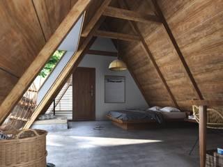 Studio Gritt Rustic style bedroom