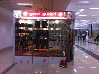 Gurjari Art & Craft Showroom Emporium :  Airports by Designclick