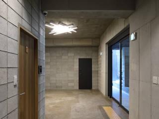 (주)건축사사무소 모도건축 Complesso d'uffici moderni