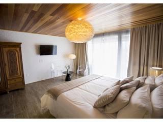 Habitación tipo homify Dormitorios de estilo moderno