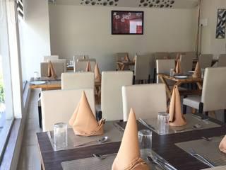 Flambe Multicuisine Restaurant & Bunquet by Designclick