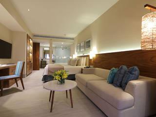 IDEA Asociados Modern style bedroom