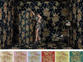 SK Concept Duvar Kağıtları ve Kumaş  – Simone Guidarelli Koleksiyonu:  tarz Duvarlar