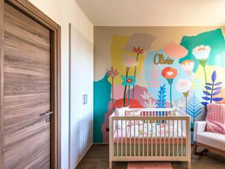 APTO PV Cuartos infantiles de estilo moderno de Design Group Latinamerica Moderno