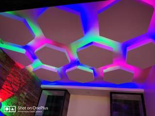 Genesis Ecosphere Modern walls & floors by 12 Square Interiors Modern