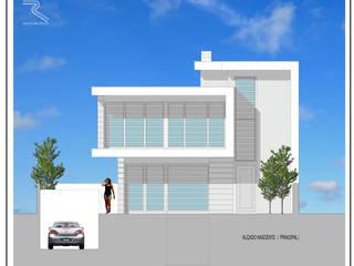 Maisons modernes par Roquete Arquitectos Moderne