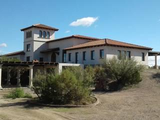 منزل ريفي تنفيذ Azcona Vega Arquitectos