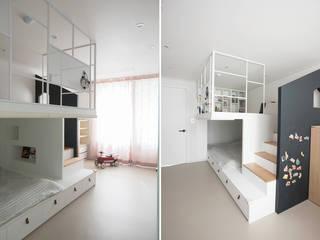 Habitaciones para niños de estilo ecléctico de homify Ecléctico