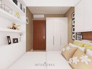 Bed Nook Oleh INTERIORES - Interior Consultant & Build