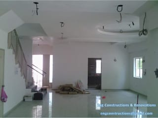 Wiring Sam Contractors Ipoh Living room