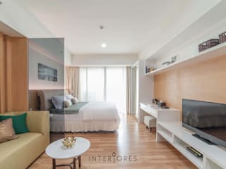 by INTERIORES - Interior Consultant & Build Minimalist