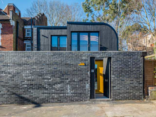 Darling House :  Detached home by The Crawford Partnership, Modern