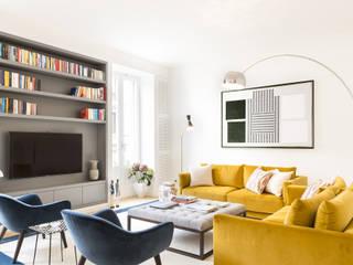 Modern Living Room by studio wok Modern