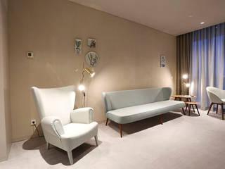 Scandinavian style hotels by Larforma Scandinavian